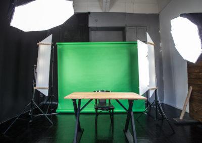 Зал для съемки видеороликов, студия для съемки видео, видеостудия в Минске
