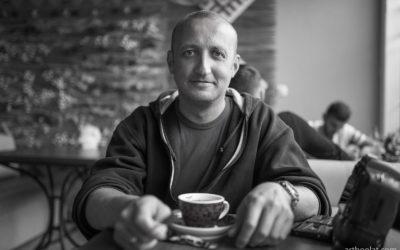 Знакомьтесь — Сергей Куликов, наш новый фотограф.