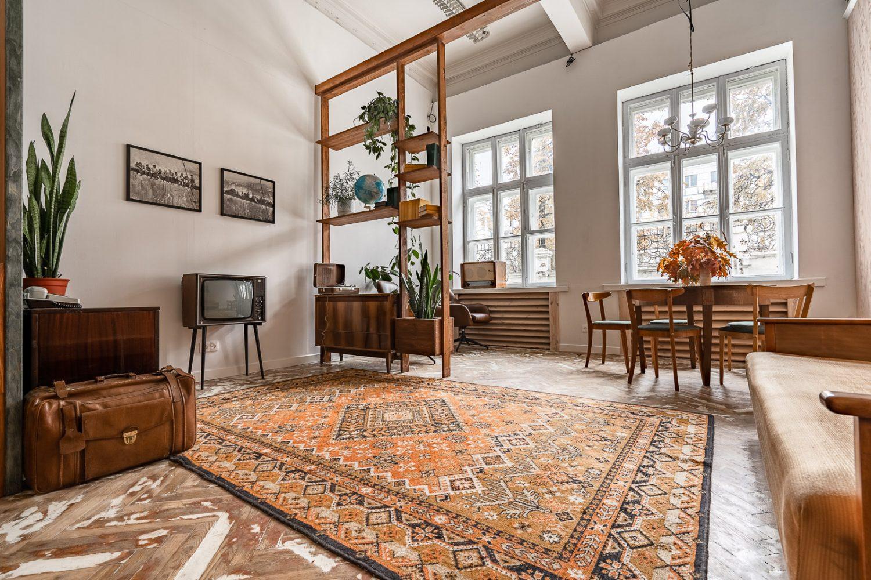 Интерьерный зал Loft, аренда фотостудии в Минске