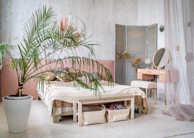 Фотостудия в аренду в Минске, интерьер комнаты для фотосессий